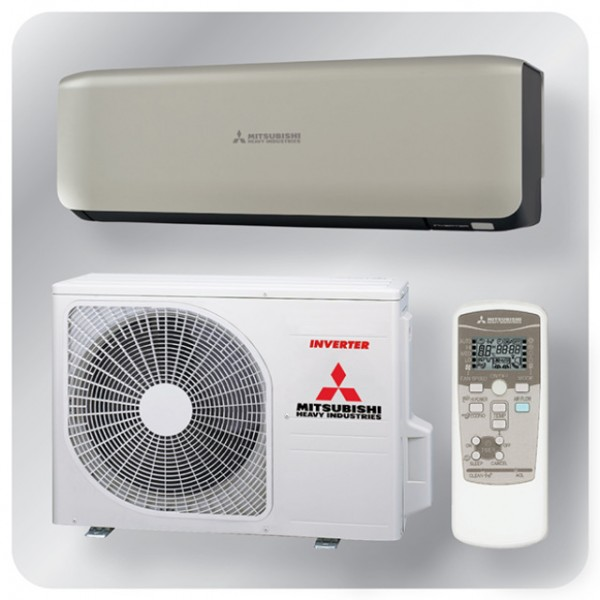 Wall mounted system 2.5kw R32 - Premium Inverter - Titanium