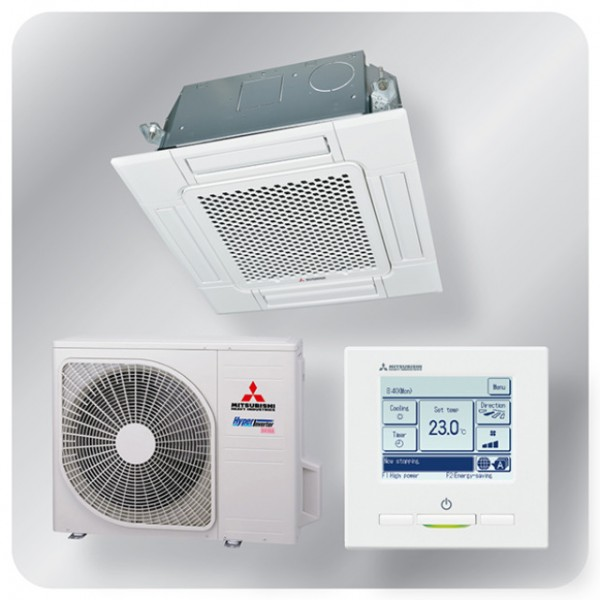 Compact Cassette system 6.0kw R410A - Diamond Inverter