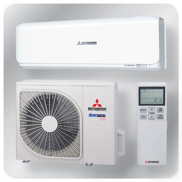 Wall mounted system 10kw R410A - Diamond Inverter - 3ph