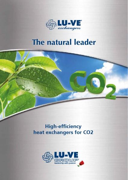LU-VE High-efficiency heat exchangers for CO2