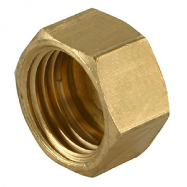 Blanking Fittings (Cap Nuts and Plugs)