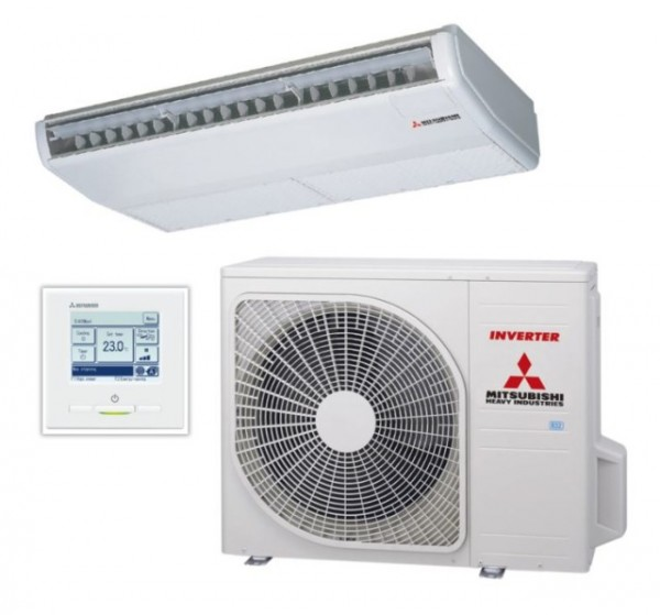 Ceiling Suspended system 7.1kw R32 - Standard inverter - 1ph