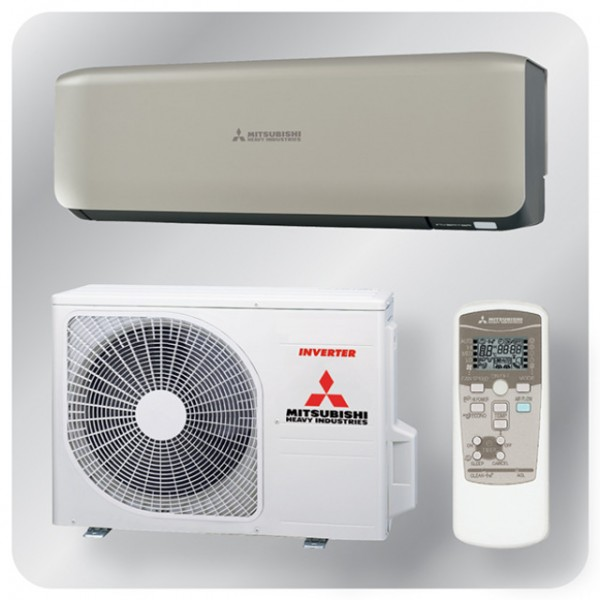 Wall mounted system 2.0kw R410a - premium inverter - Titanium