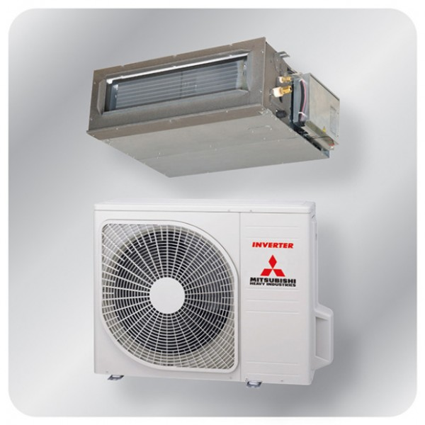 Ducted system 7.1kw R410A - Standard Inverter