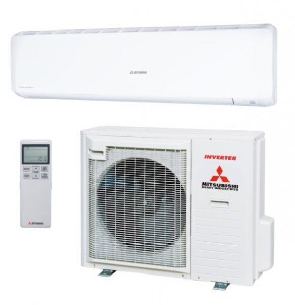 Wall mounted system 7.1kw R32 - Premium Inverter - 1ph