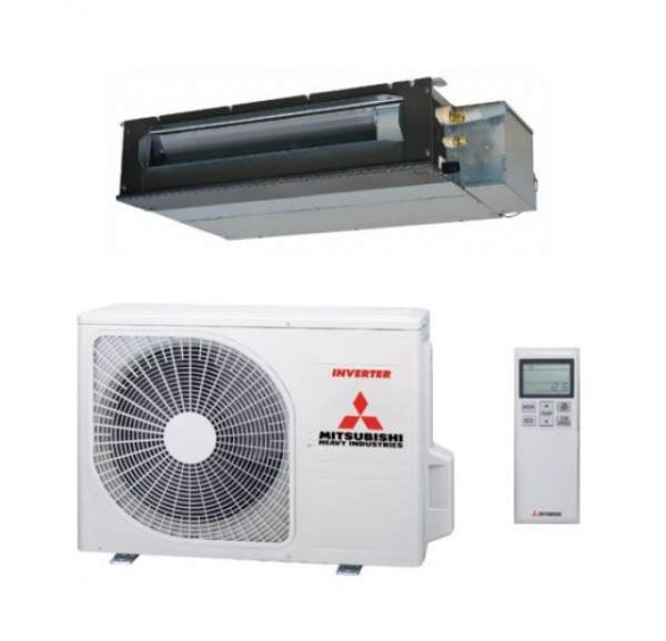 Ducted system 2.5kw R32 - Premium inverter