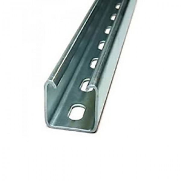 Slotted Channel 41mm
