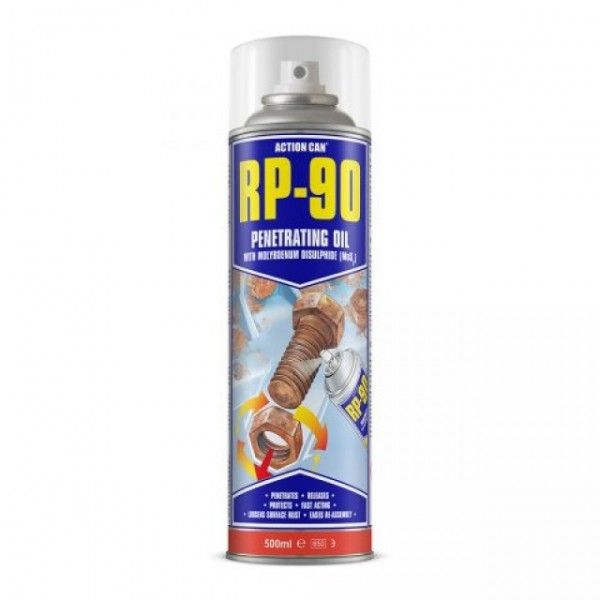 RP-90 Rapid Penetrating Oil Lubricant
