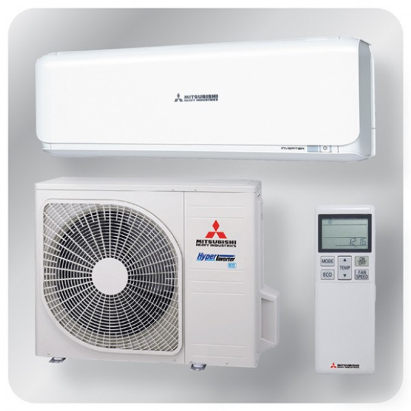 Wall mounted system 3.5kw R32 - Diamond Inverter