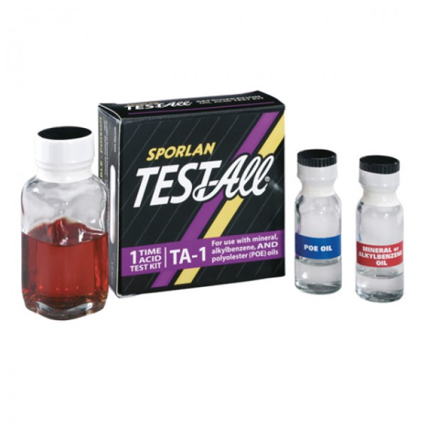 Sporlan TA1 Acid Test Kit
