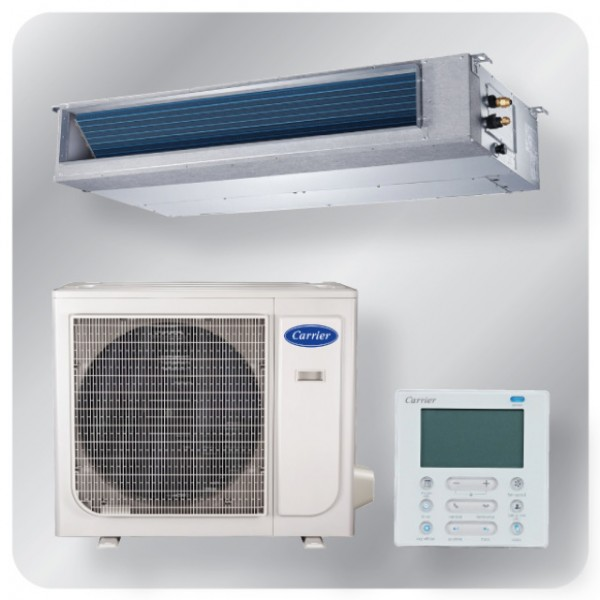 Ducted Inverter 10.5kw R32 1phase System