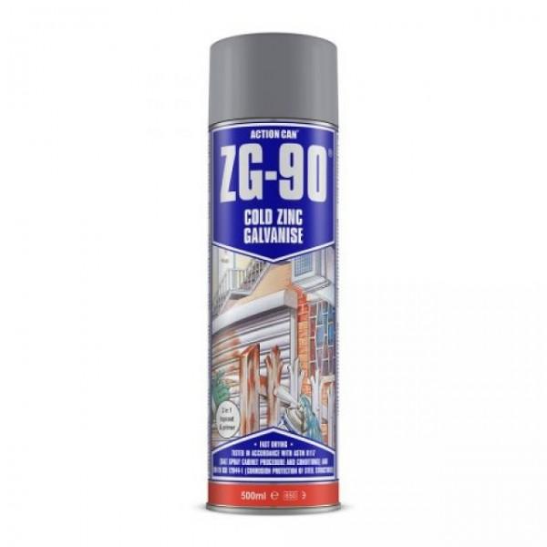 ZG -90 Cold Zinc Galvanising Paint