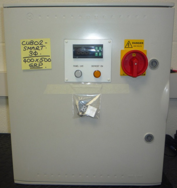 GB Controls - CUBO2Smart Evaporator Control Panel