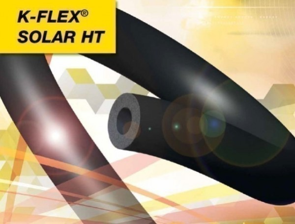 K-Flex 'Solar' Insulation High Temp 2m Lengths