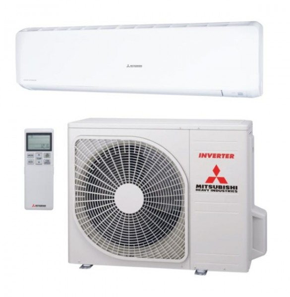 Wall mounted system 6.3kw R32 - Premium Inverter - 1 ph
