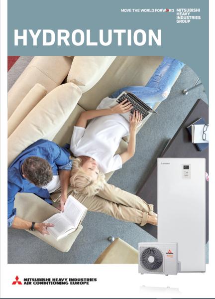 Hydrolution Brochure R410A & R32