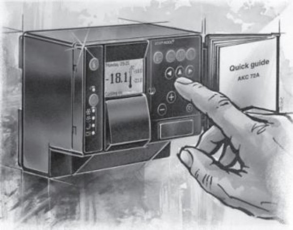 Danfoss Electronic Controllers
